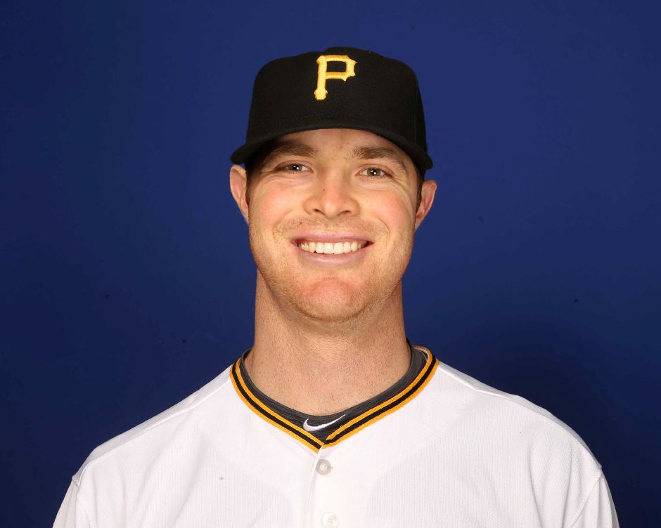 Cheshire native James Marvel is living out his dream in MLB. Photo taken by Dave Arrigo/Pittsburgh Pirates Team Photographer.