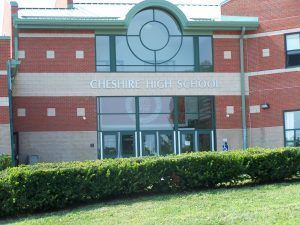 File photo – Cheshire High School.