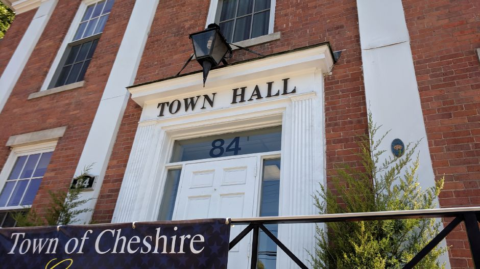 Cheshire Town Hall