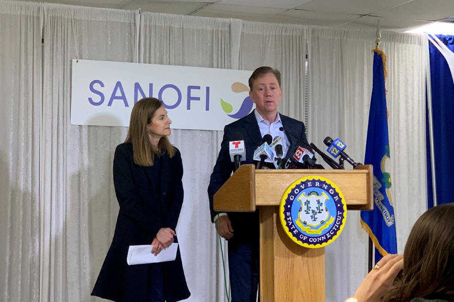 Gov. Ned Lamont – Matthew Zabierek, Record-Journal