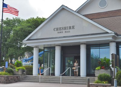 File photo – Cheshire Town Hall